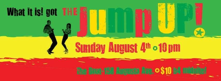 The Jump Up!